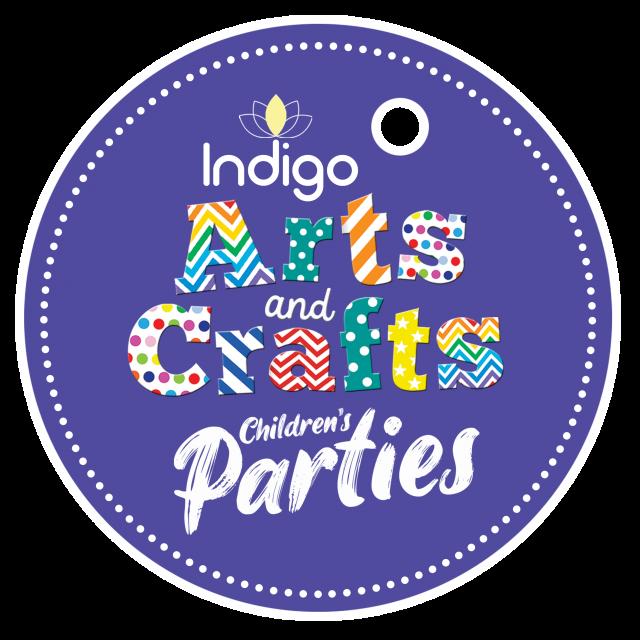 Children S Parties Indigo Arts Crafts Lancashire